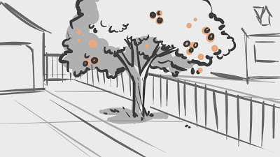 Peach Tree Parable